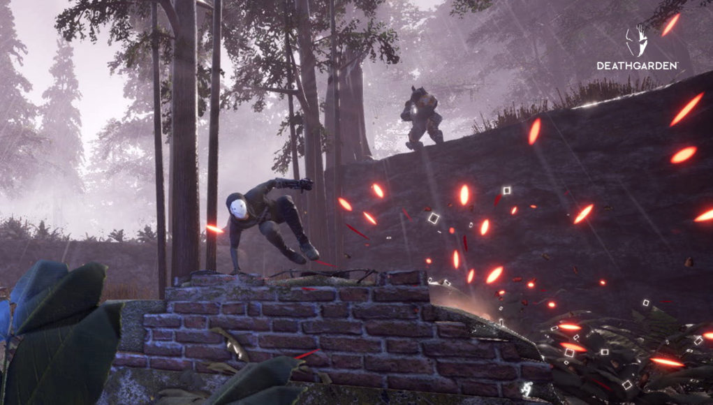 deathgarden alpha key