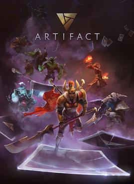 Artifact beta key