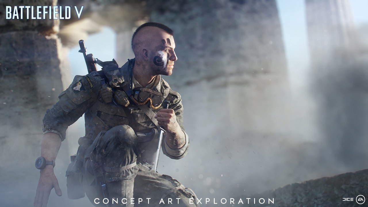 battlefield 5 beta key