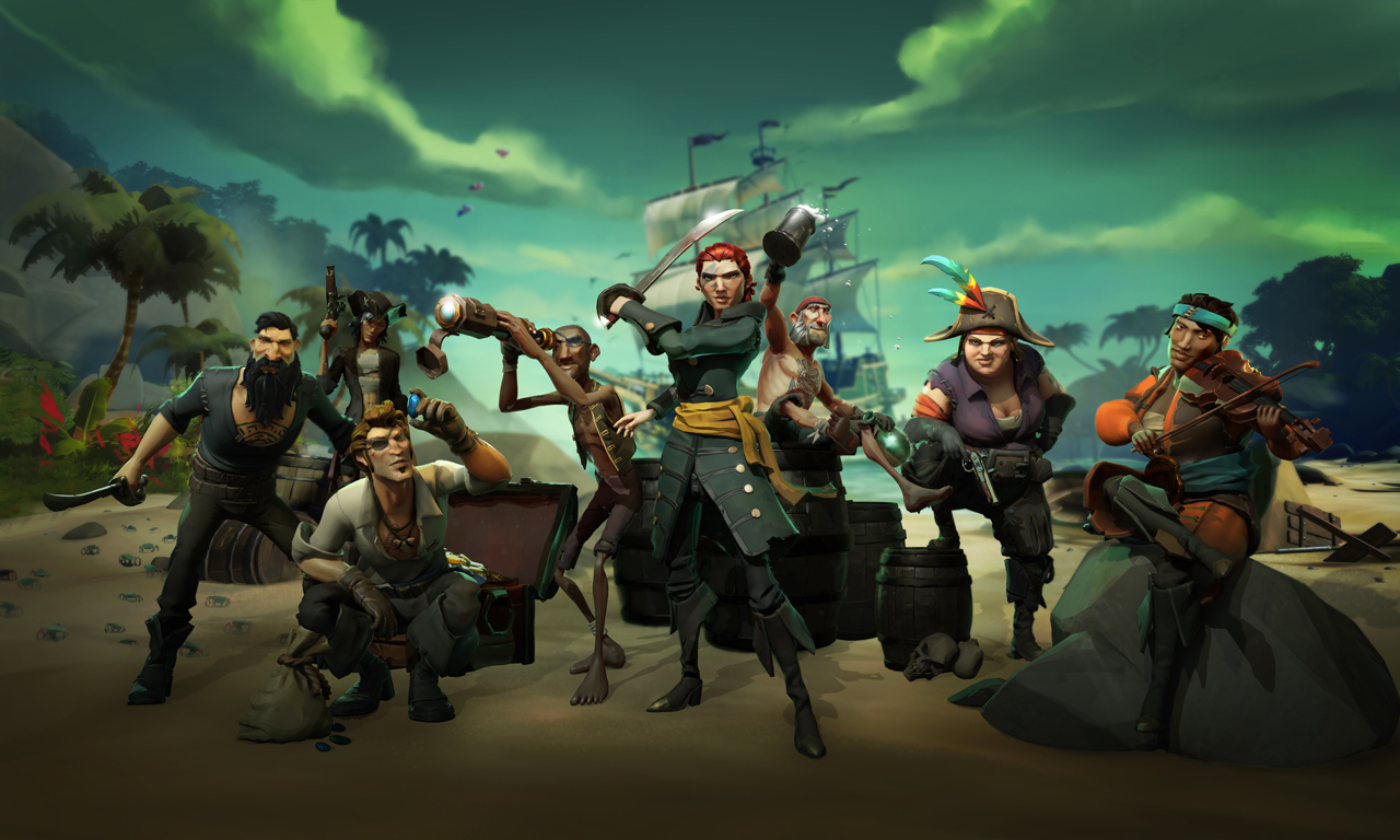 buy Sea of Thieves beta key