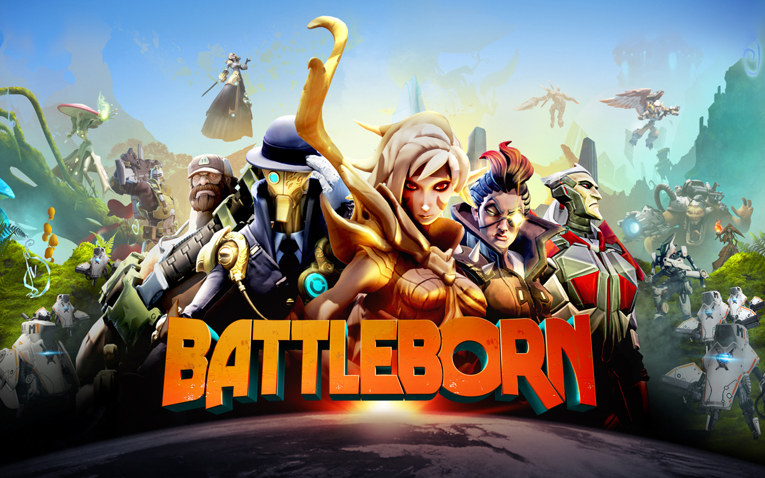 battleborn beta access