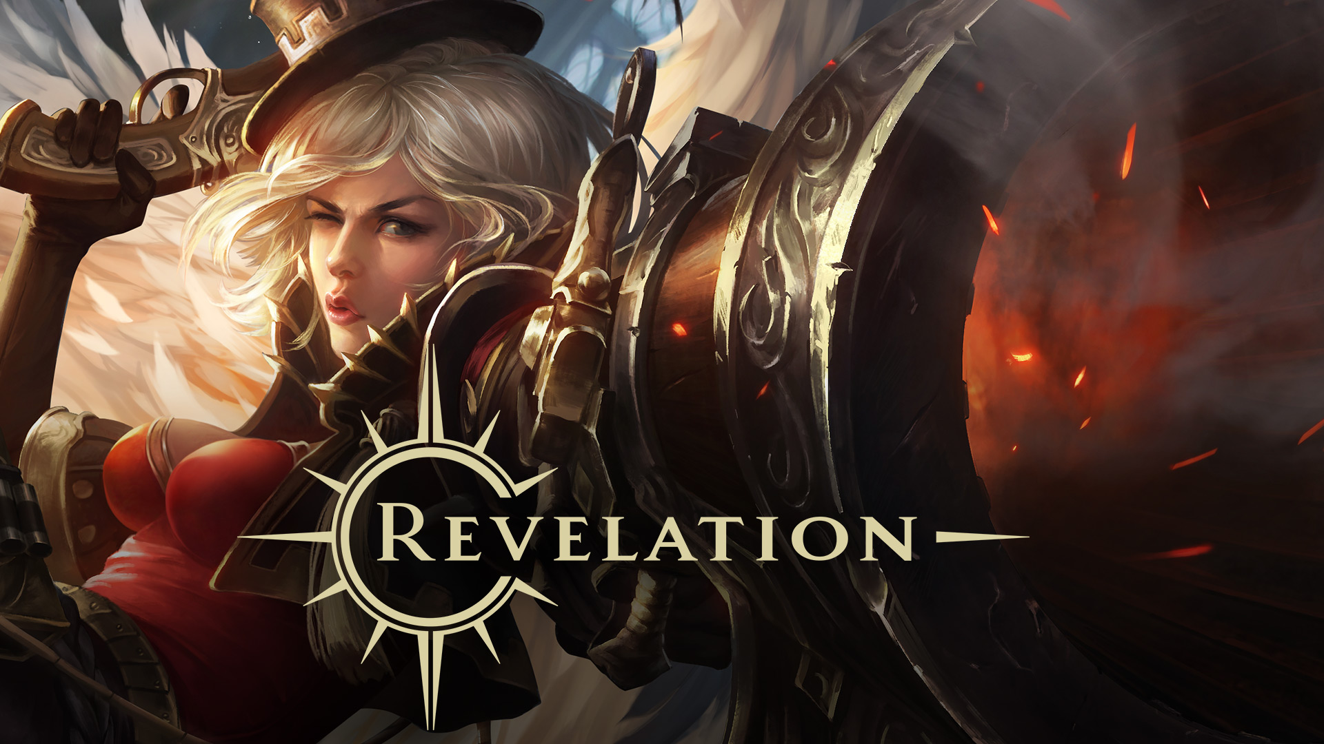 Revelation Online Closed Beta key