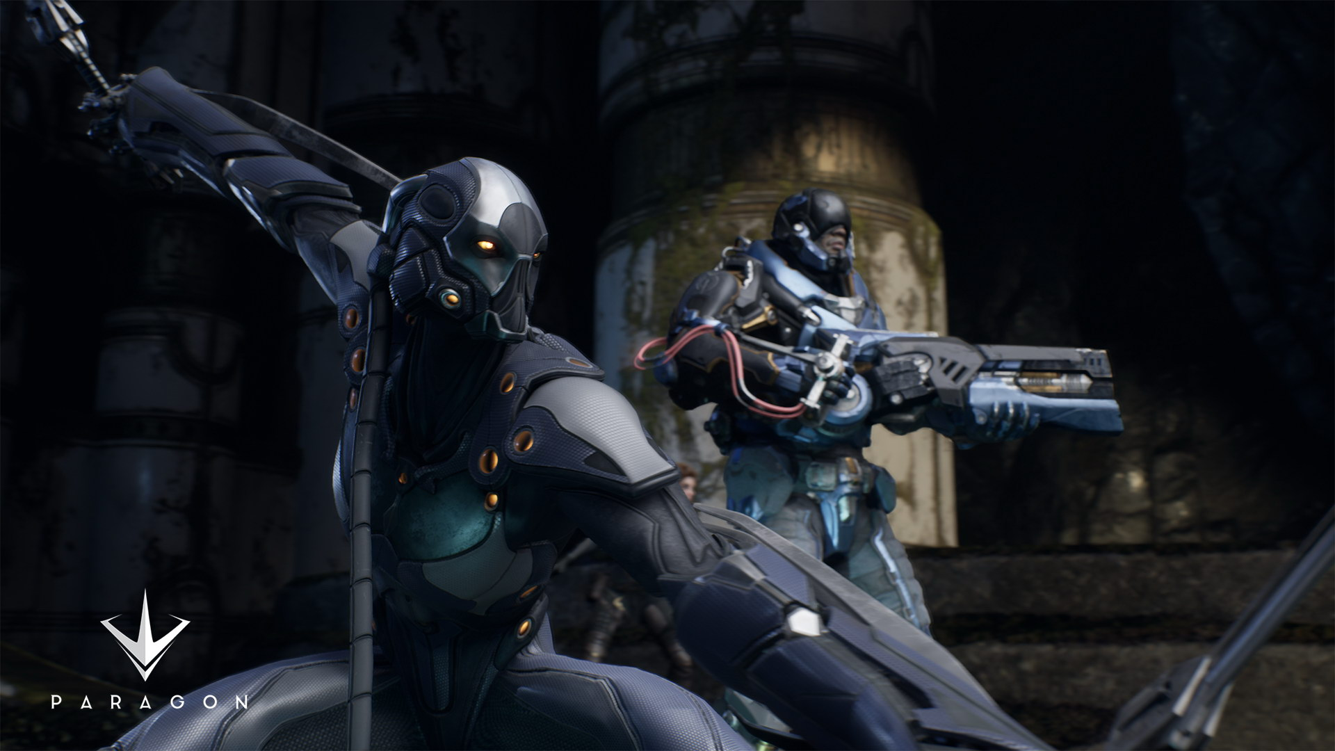 epic games paragon alpha key