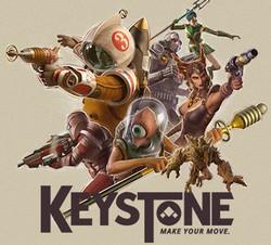 keystone alpha key
