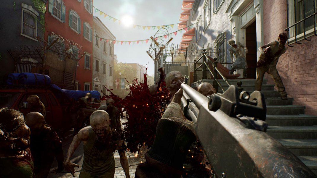 Overkill's The Walking Dead Beta Key