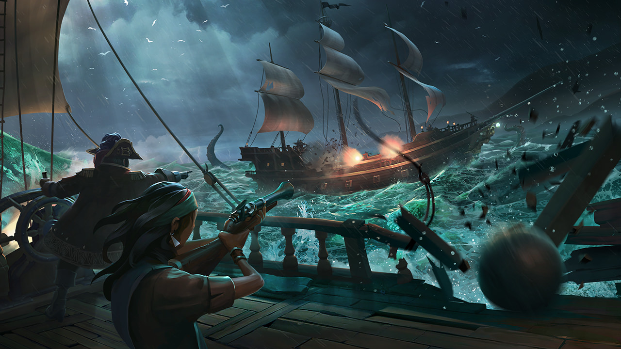 Sea of Thieves beta keys