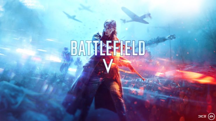 battlefield V beta key