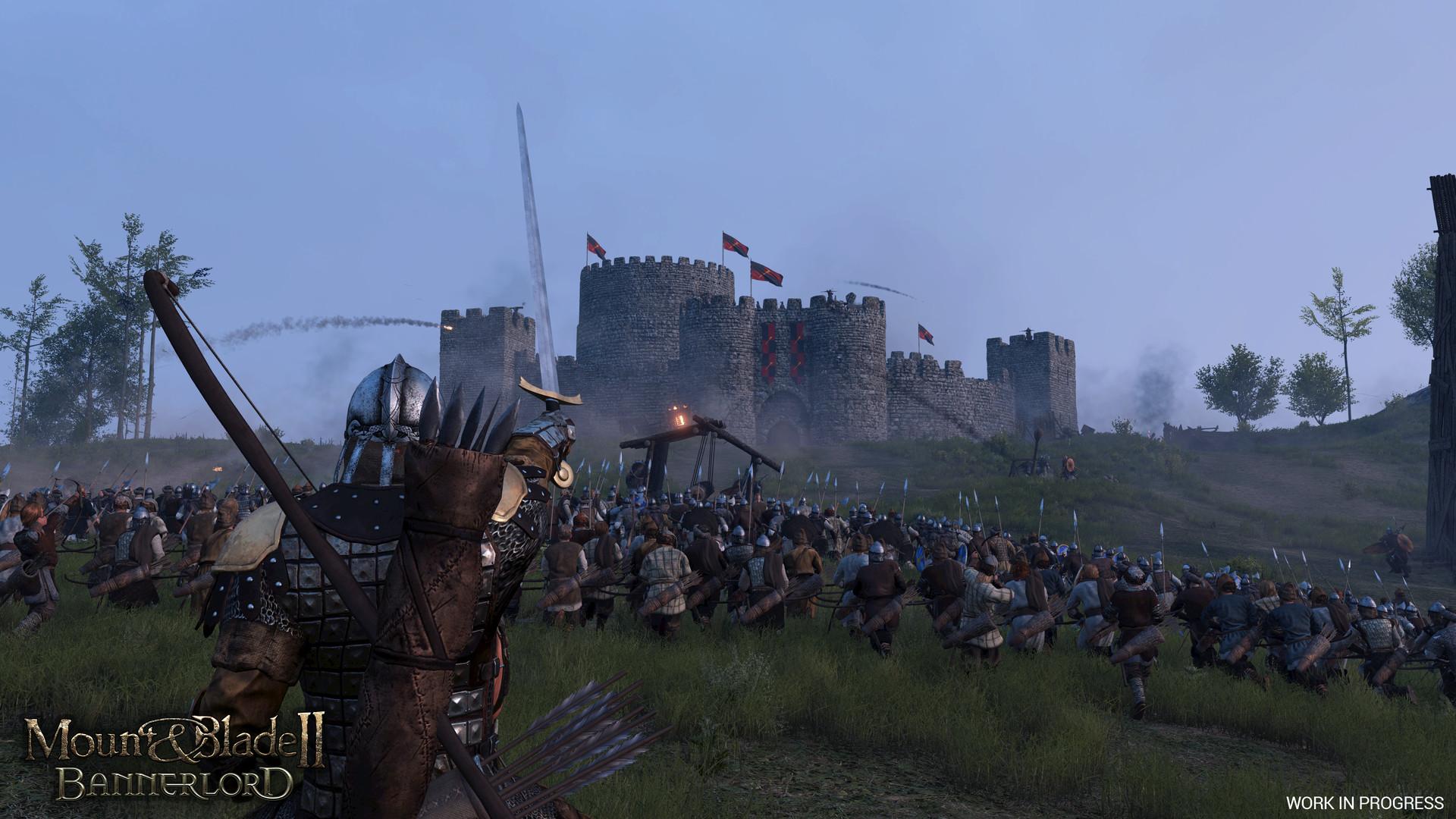 mount & blade II bannerlord