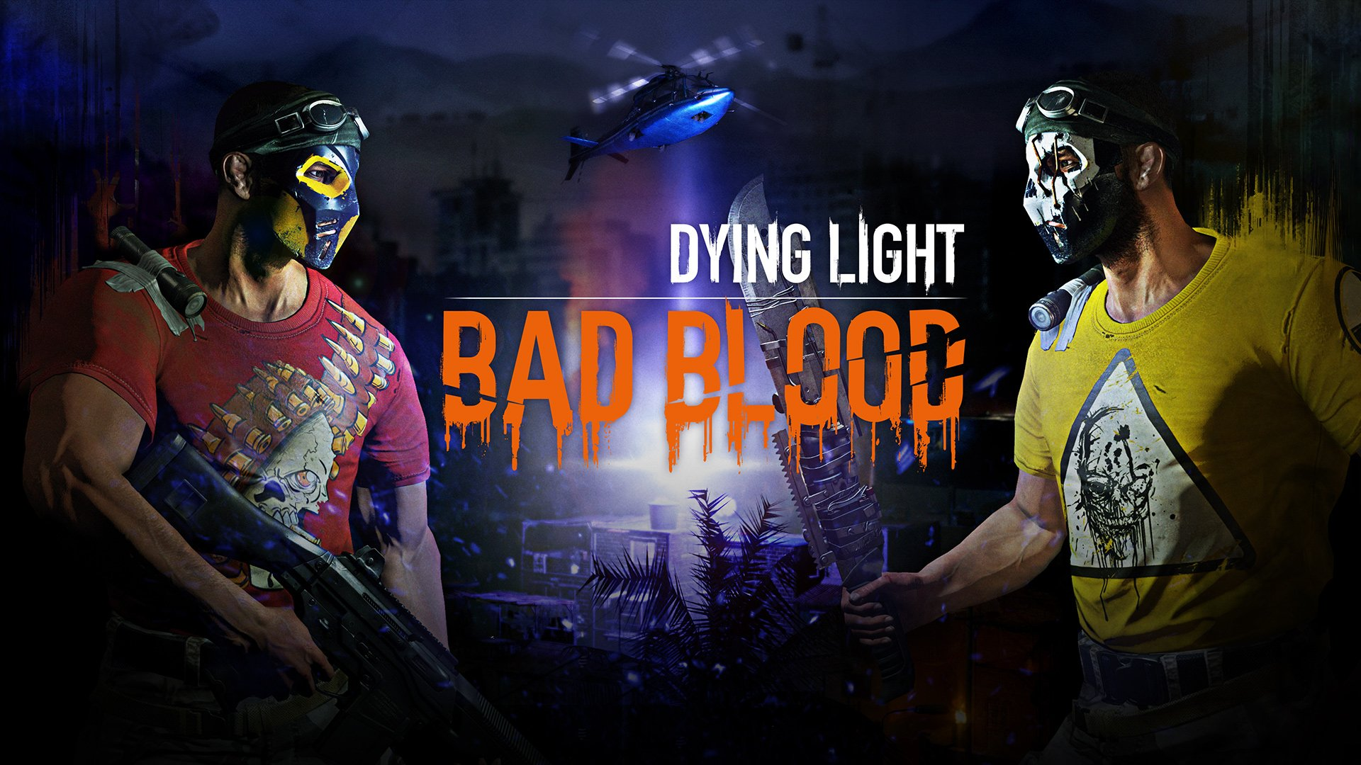 dying light bad blood beta keys