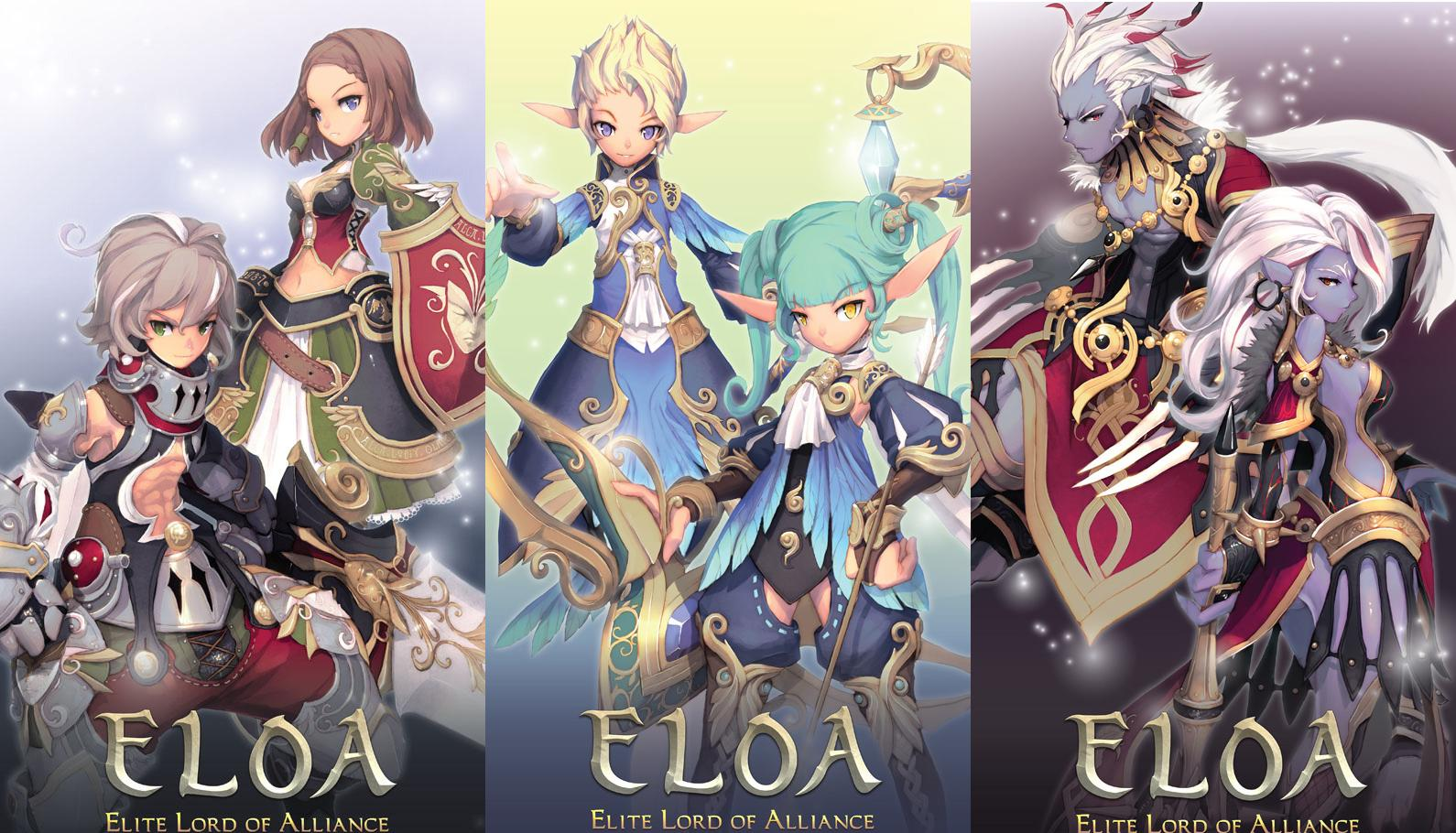 Inspirit Online ELOA Closed Beta key
