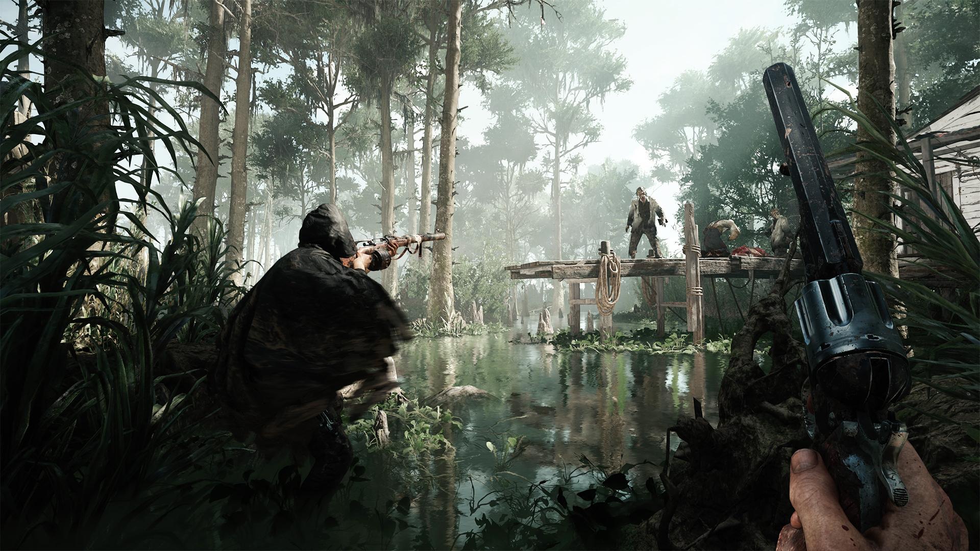 Hunt Showdown alpha code