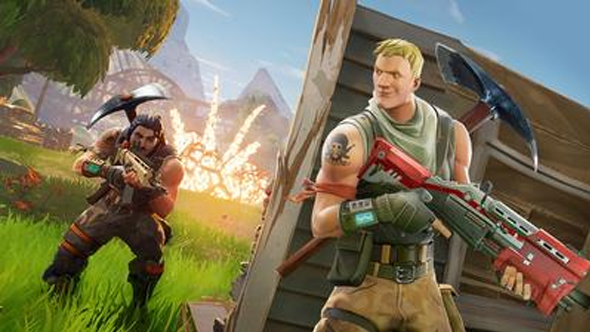 Fortnite battle royal ios