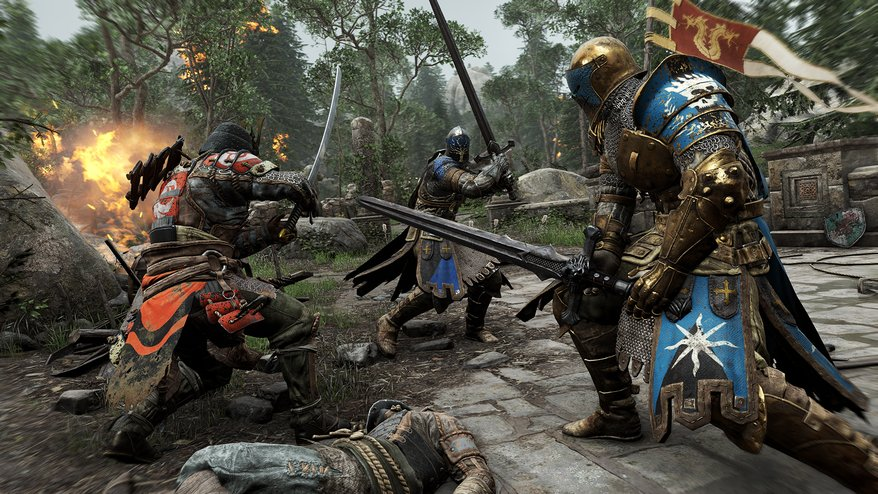 For honor closed beta key