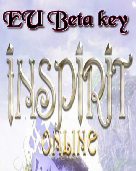Inspirit Online EU Closed Beta key