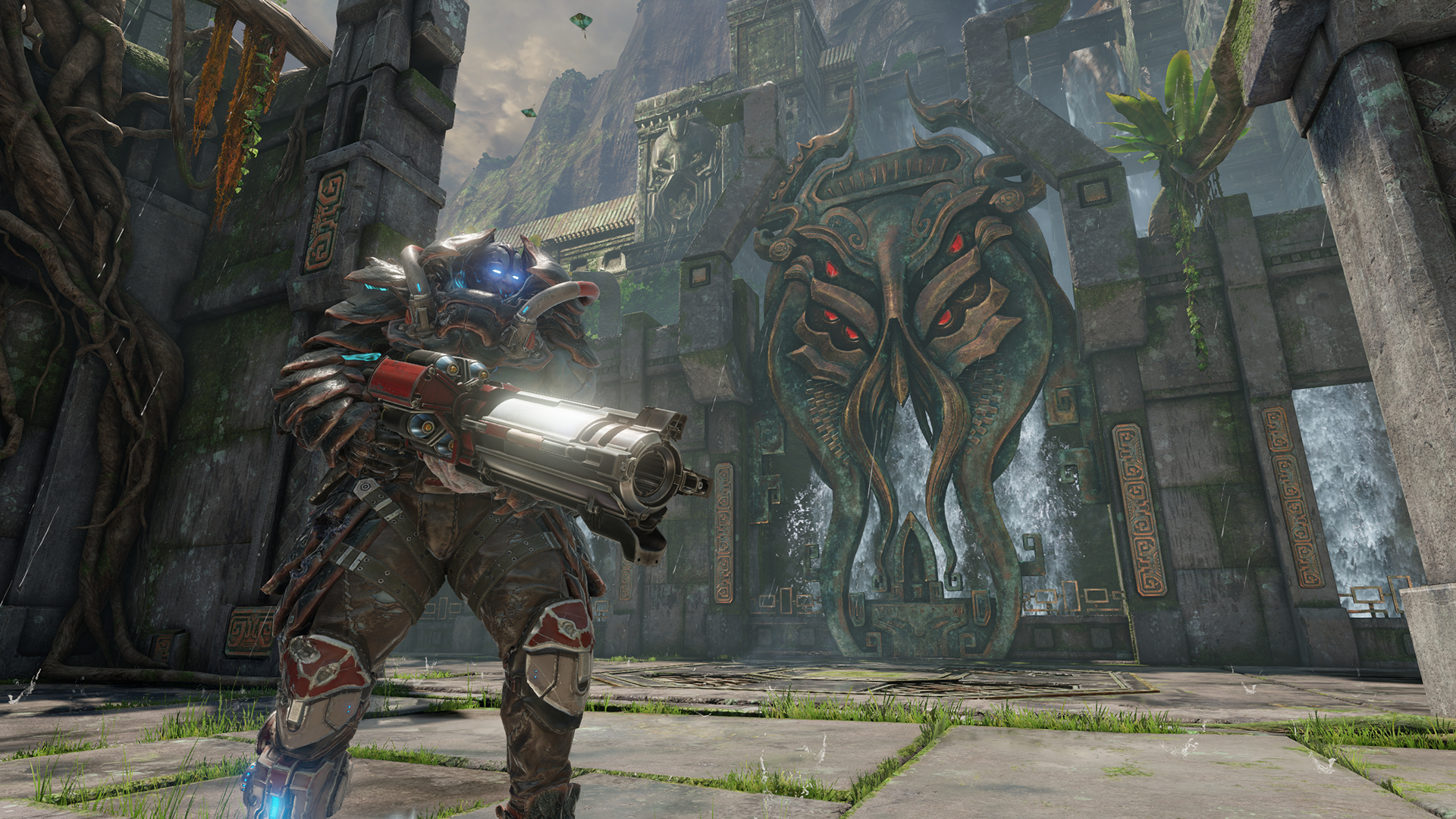 Quake champions closed beta access