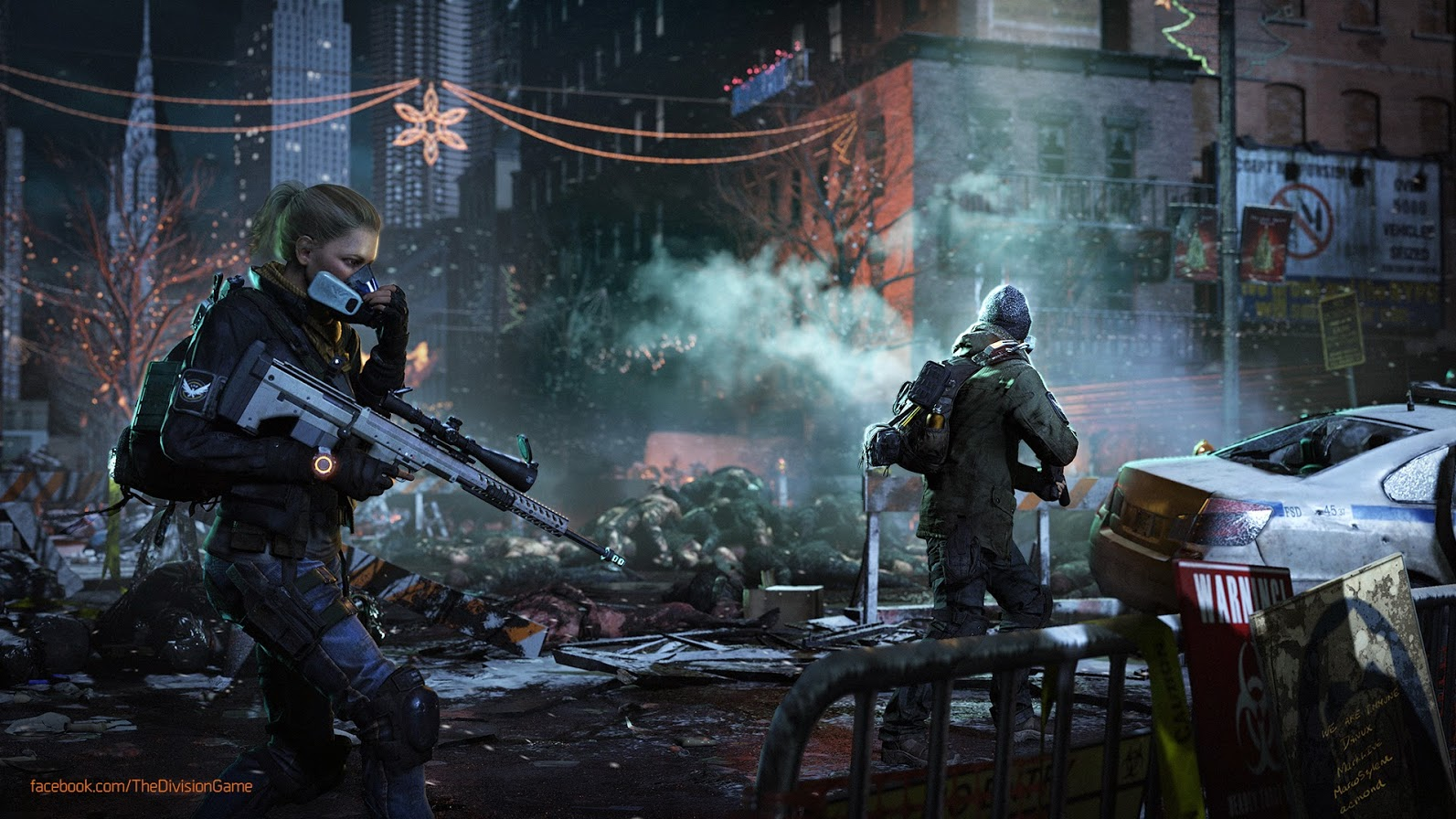 The Division closed beta key
