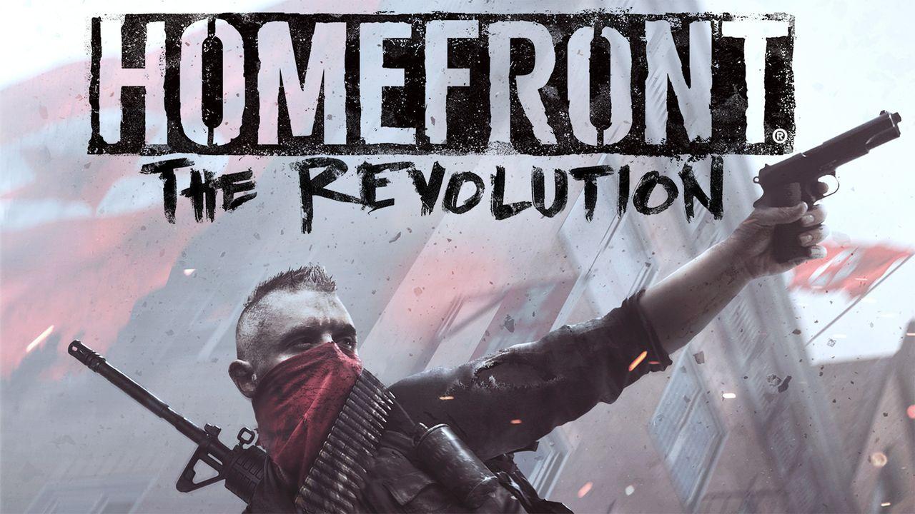 Homefront The Revolution beta key
