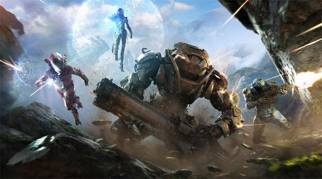 anthem closed beta key