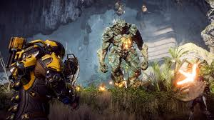 anthem closed alpha key