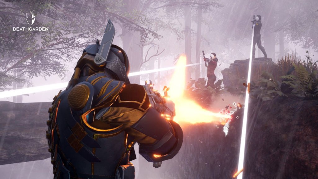 Deathgarden alpha beta key