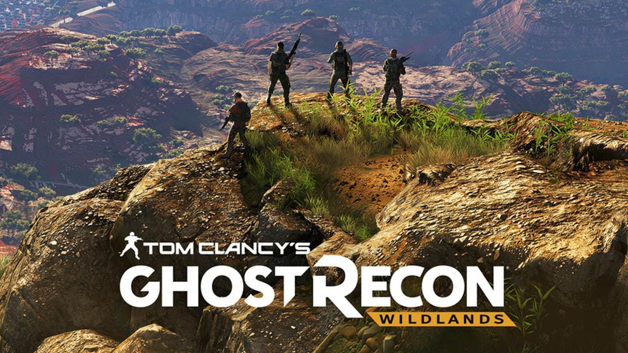 Ghost Recon Wildlands beta access