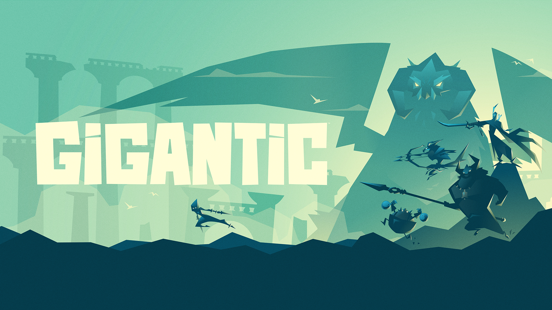 Gigantic closed beta key