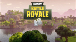Fortnite battle royal ios