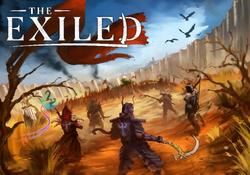the exiled beta key