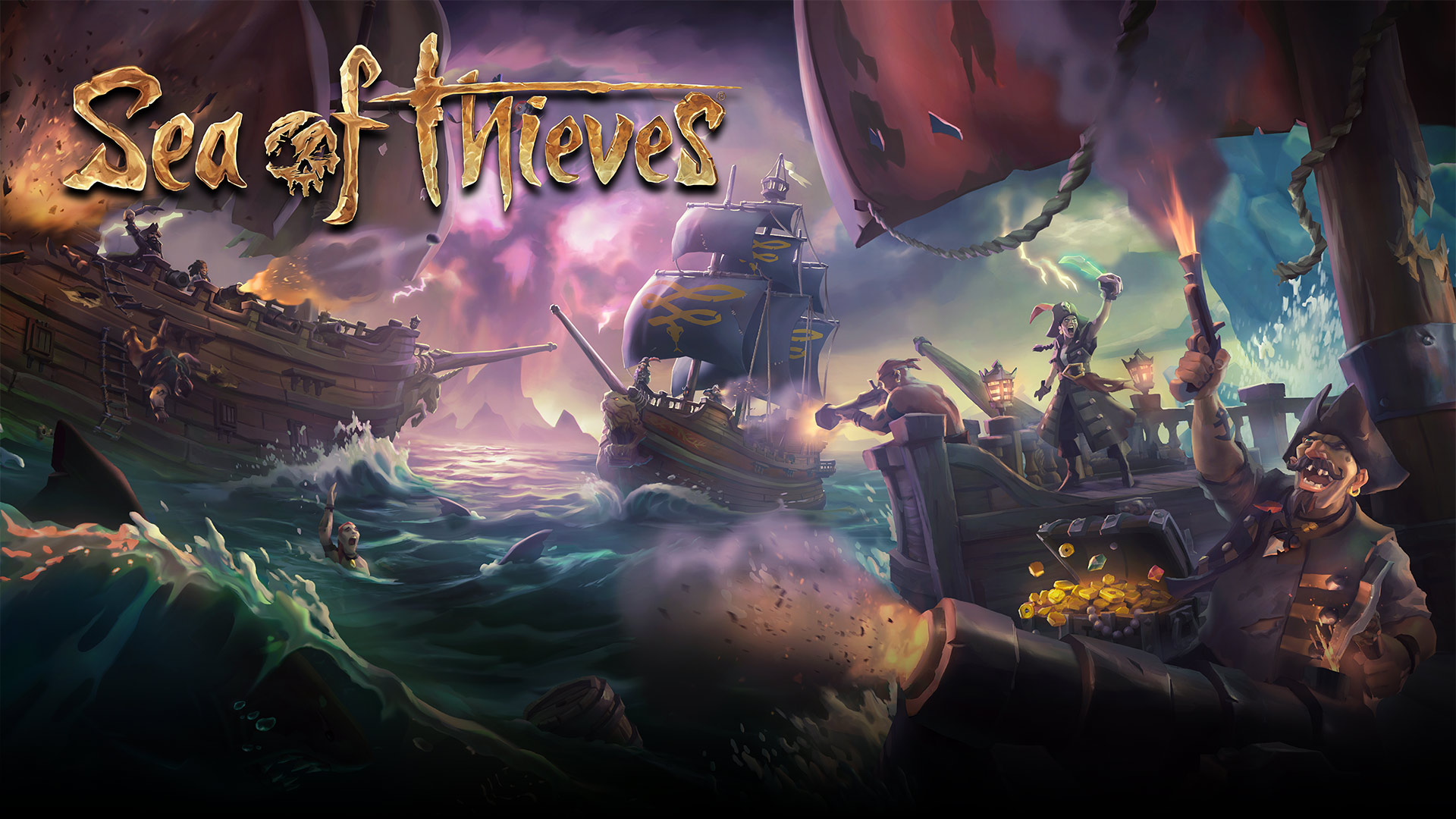 Sea of Thieves beta access key