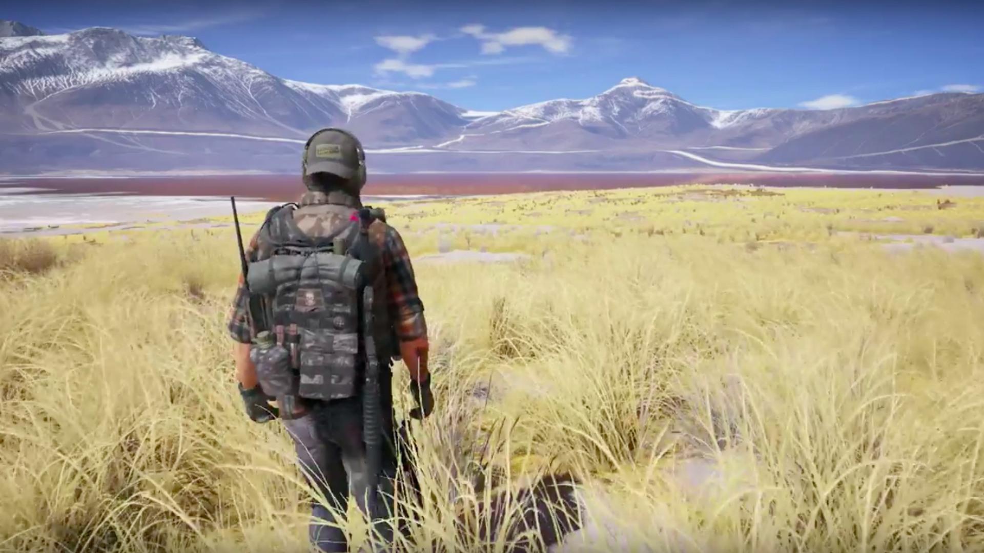 Ghost Recon Wildlands beta key