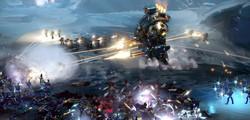 dawn of war III beta key