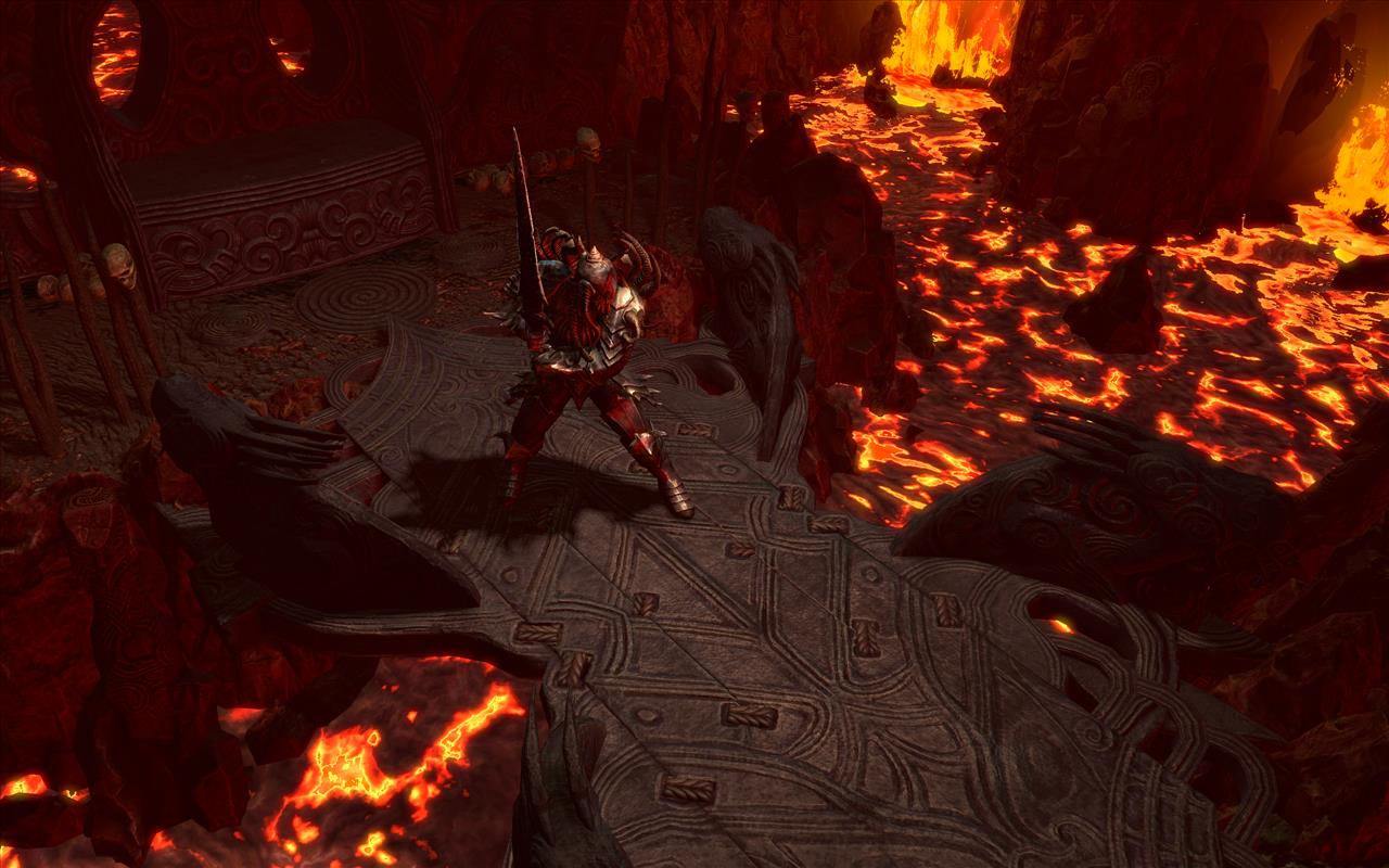 Path of Exile: The Awakening beta