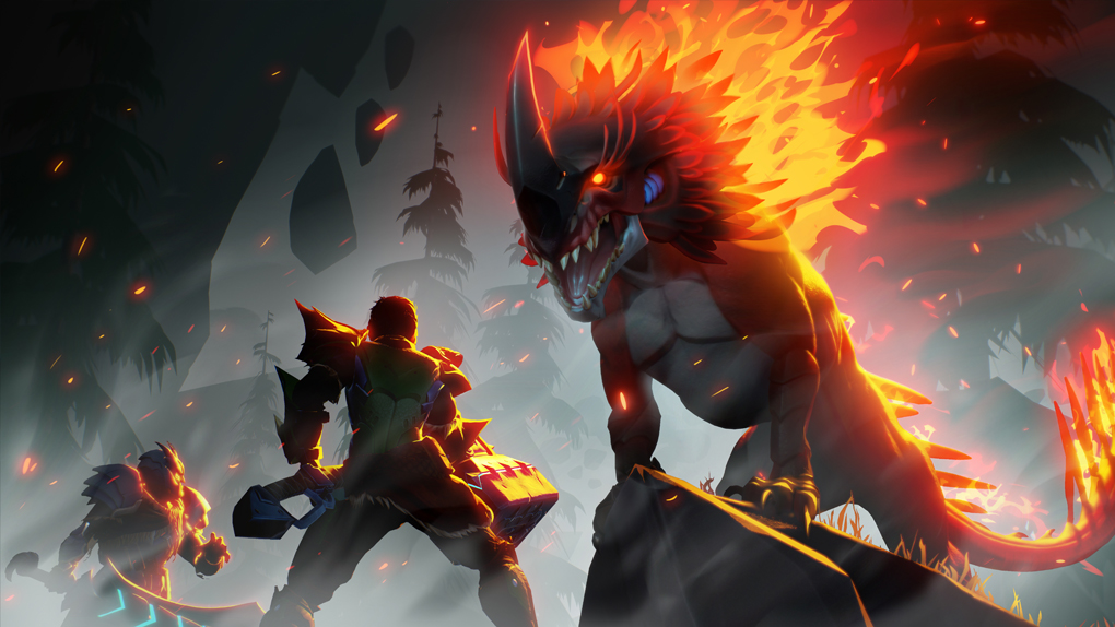 dauntless closed beta key
