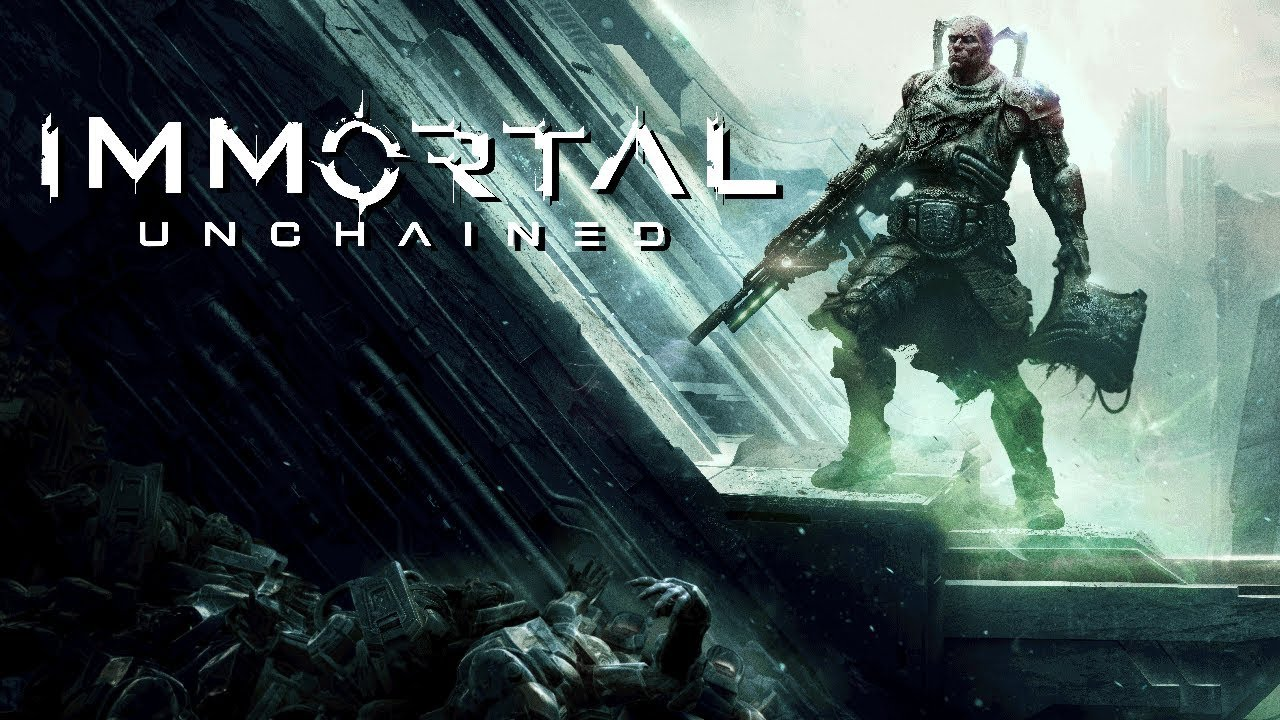 Immortal: Unchained alpha key