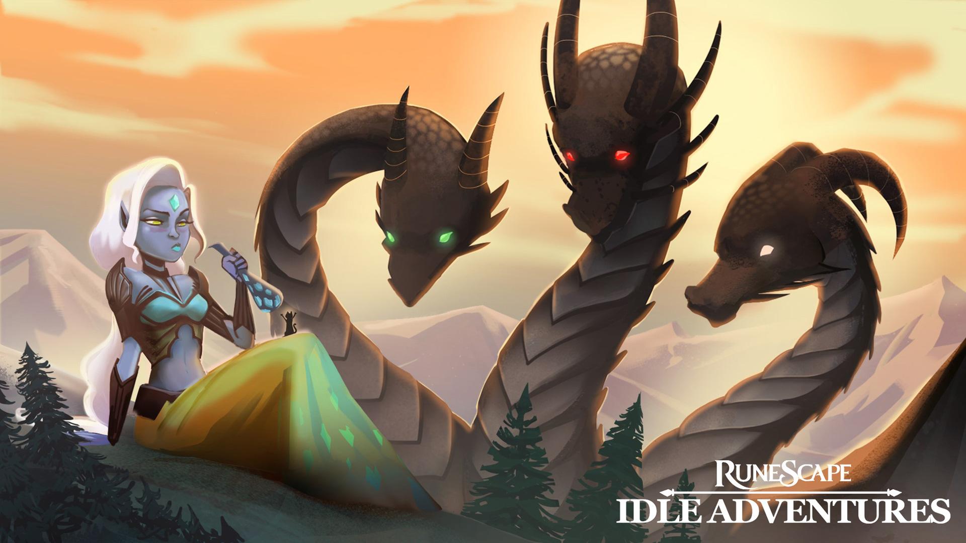 Runescape-idle-adventures