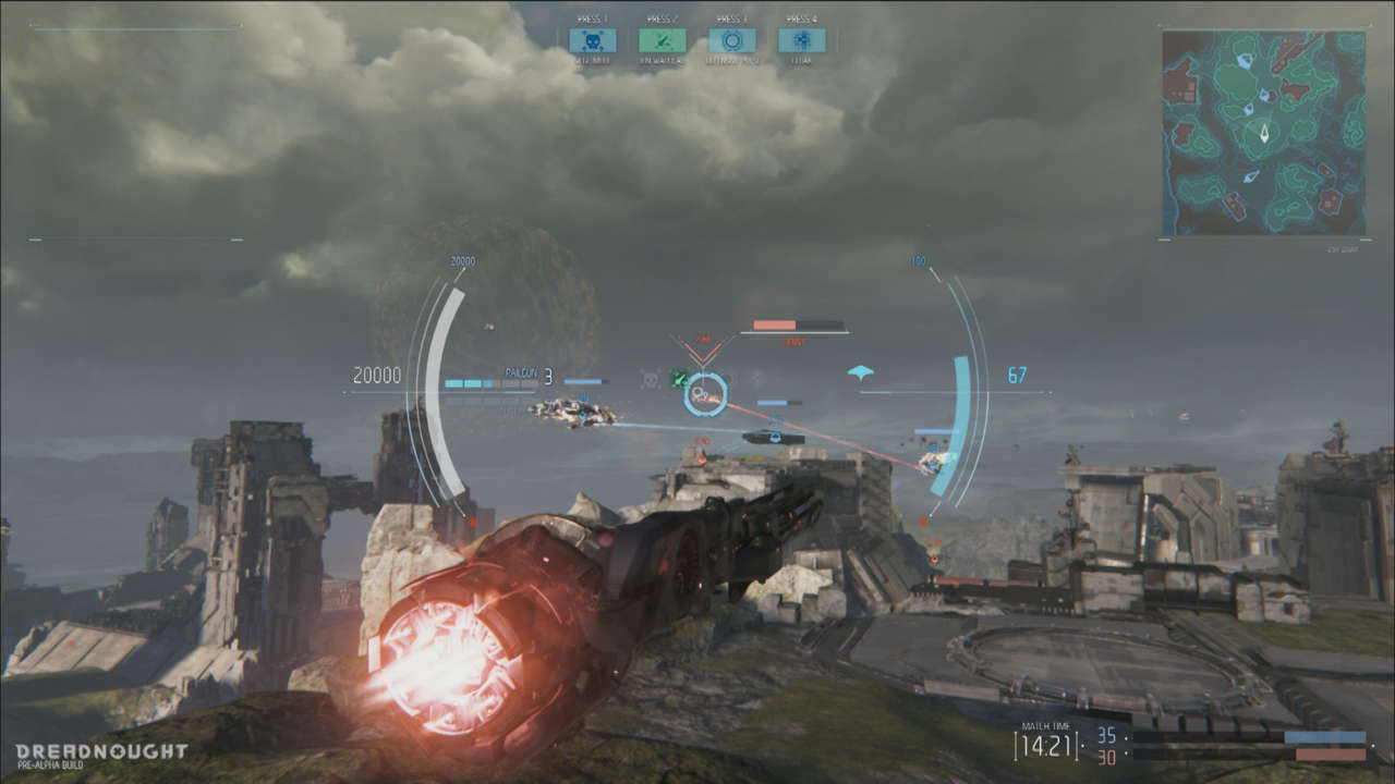 Dreadnought closed beta CD key .jpg