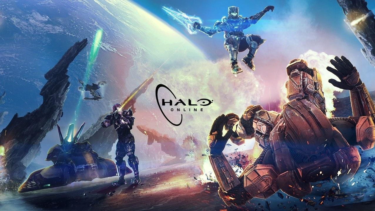 Halo online beta account