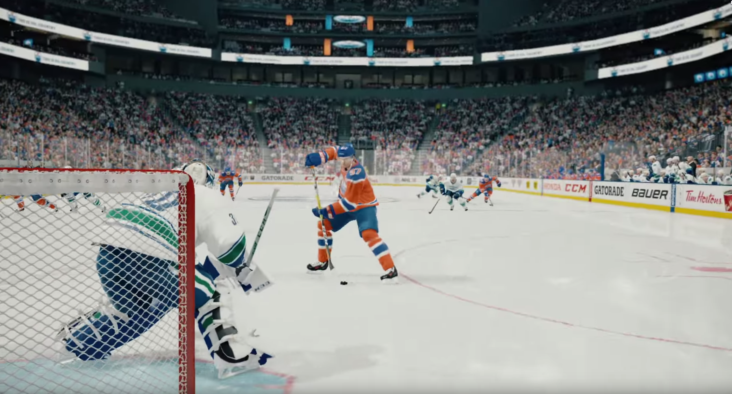 NHL18 closed beta key