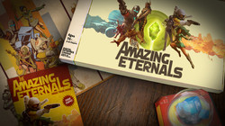 The Amazing Eternals beta key