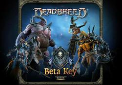 Deadbreed closed beta key