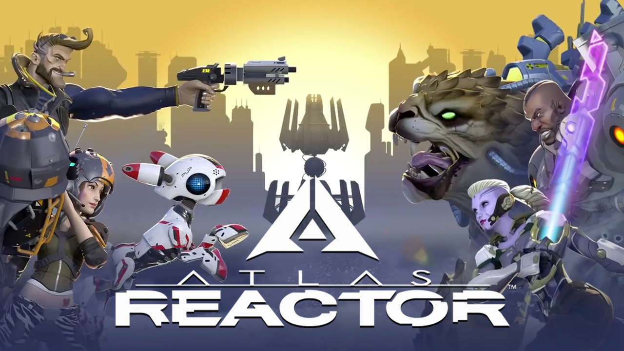 Atlas reactor alpha access