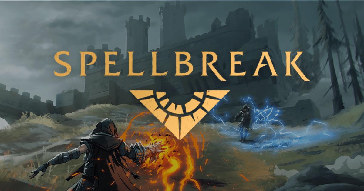 spellbreak alpha key