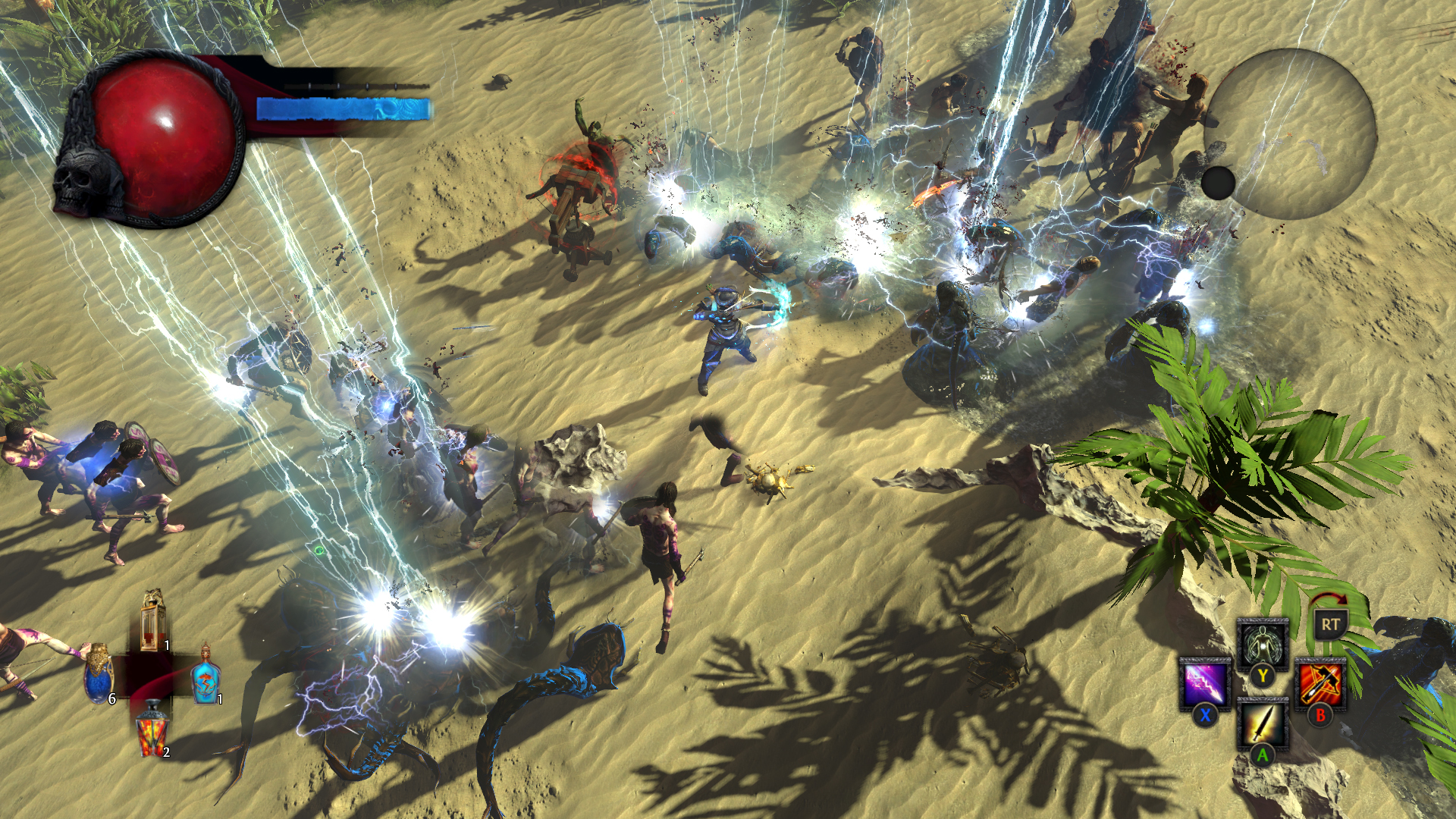 path of exile xbox one closed beta