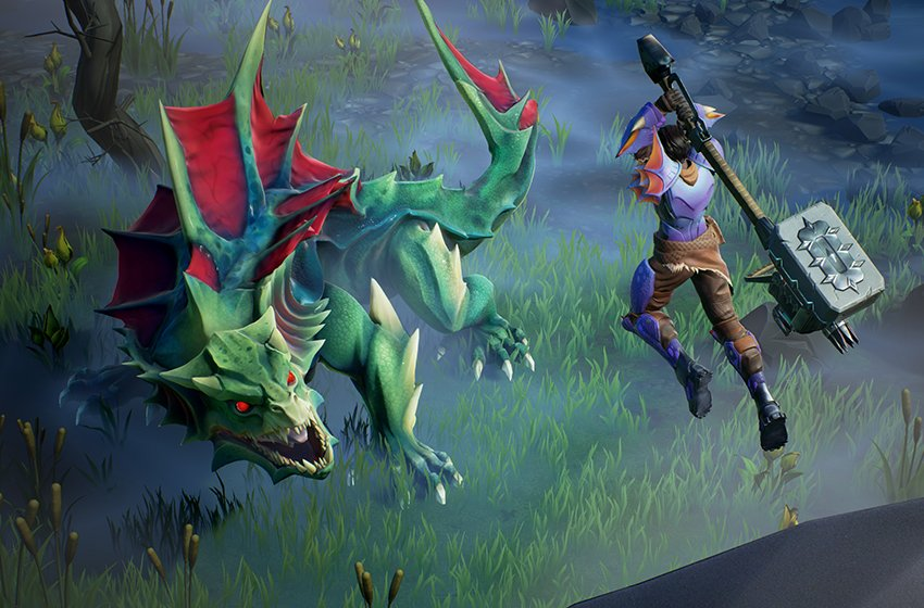 dauntless closed alpha key