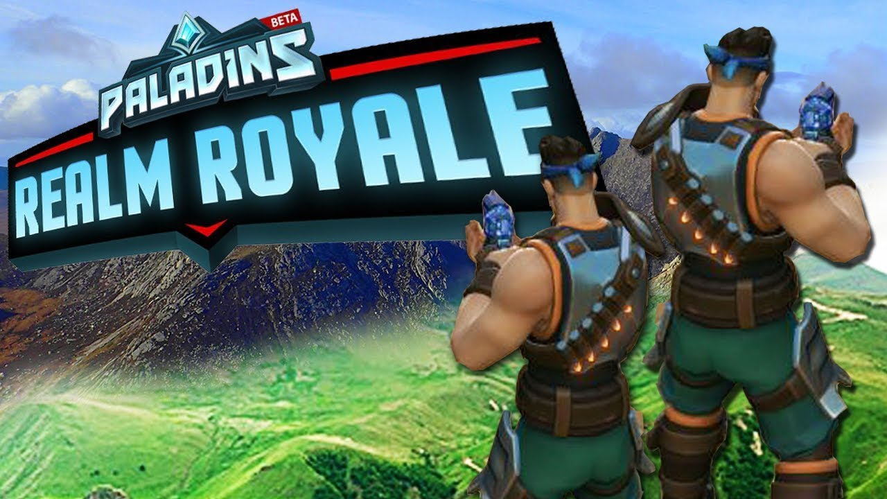 Realm Royale alpha key