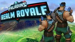 Realm Royale alpha key