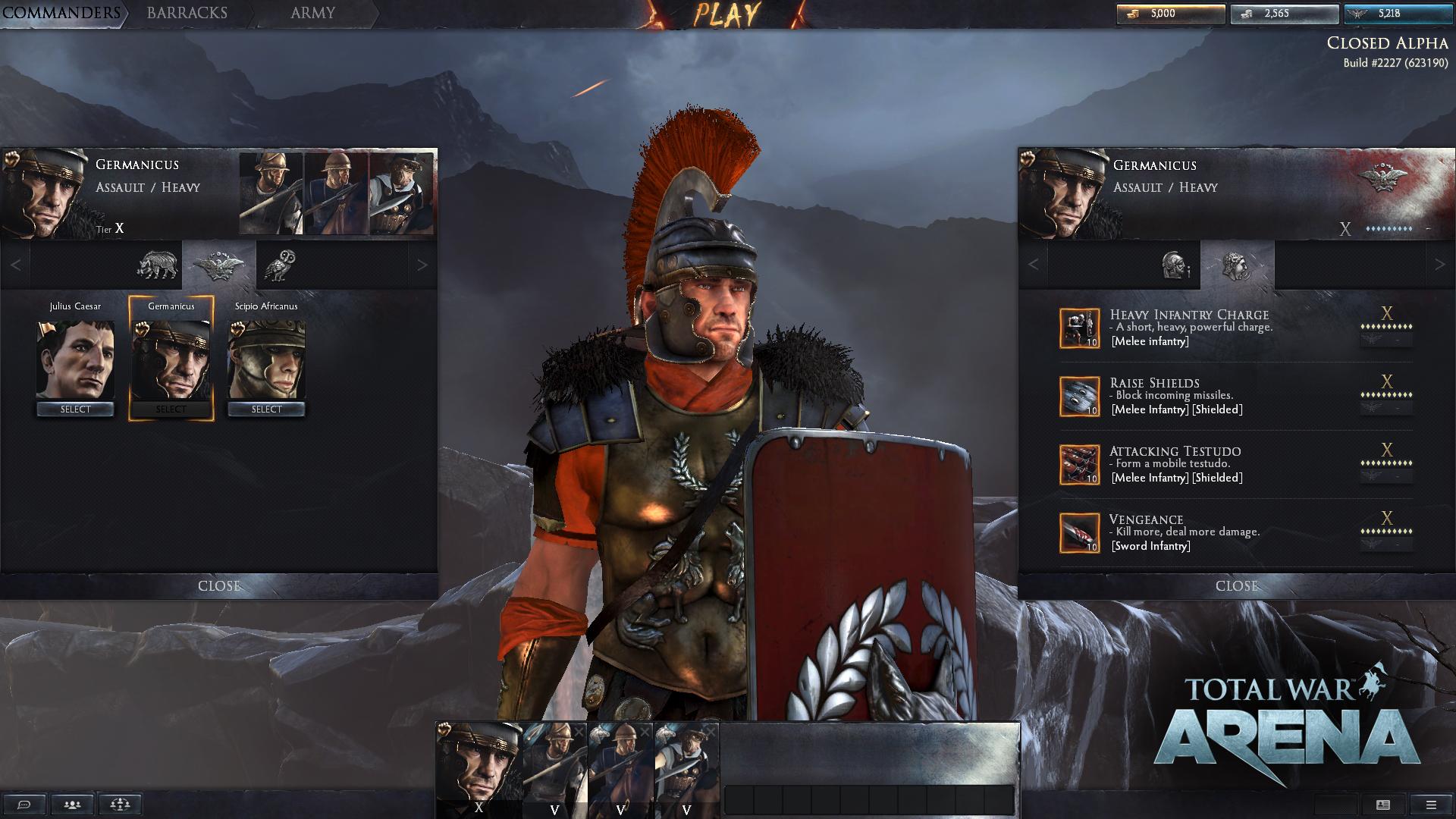 Total War arena beta key .jpg