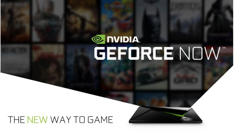 GeForce NOW beta