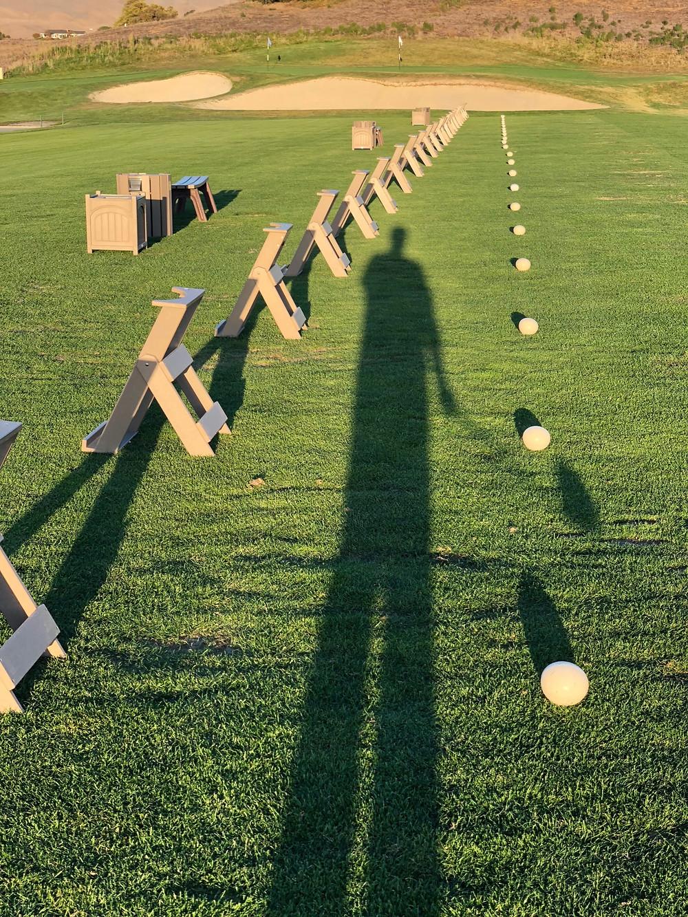 Poppy Ridge Practice facility