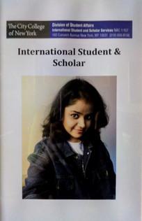 International Student Scholar